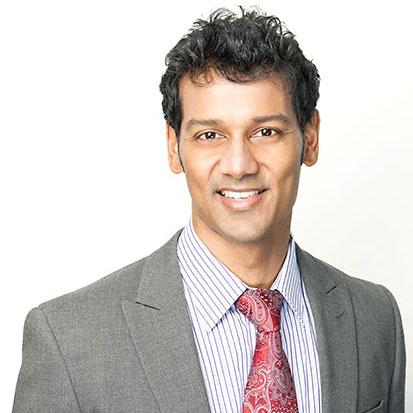 Dr Densil Nair